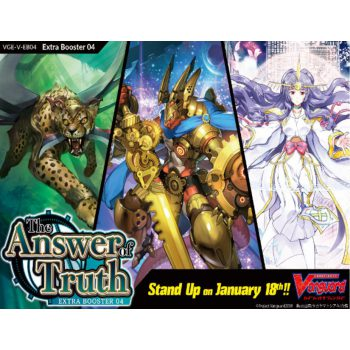 Cardfight!! Vanguard V The Answer of Truth Extra Booster