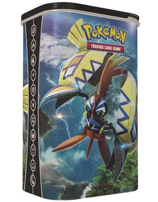 Pokemon Elite Deck Tin Fall 2017 Tapu Koko