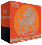 Pokemon SM1: Sun & Moon Elite Trainer Box Solgaleo