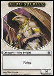 Bird Soldier TOKEN 1/1 - Alara Reborn