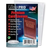 Ultra Pro Premium Soft Sleeves Clear (100pcs)