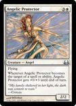 Angelic Protector - Divine vs Demonic