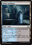 Dimir Guildgate (246) - Guilds of Ravnica