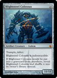 Blightsteel Colossus - Mirrodin Besieged