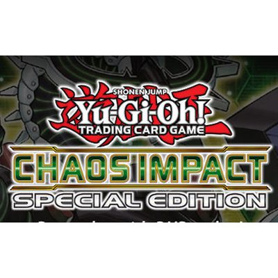 Yu-Gi-Oh Chaos Impact Special Edition