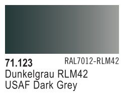 Vallejo Model Air: USAF Dark Grey 71.123