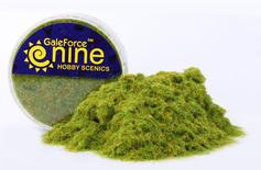 Gale Force Nine: Green Static Grass