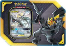 Pokemon Tag Team Tin: Pikachu & Zekrom-GX