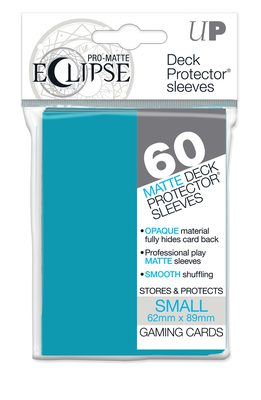 Ultra Pro Japanese Size Sleeves Eclipse, Sky Blue (60ct)