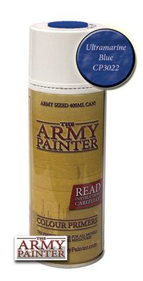 Army Painter Spray, Ultramarine Blue