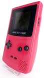 Gameboy Color Console (Pink)