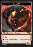Dragon TOKEN 2/2 - Magic 2015