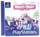 Asterix & Obelix Take On Caesar (German Version) - PS1