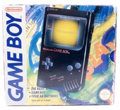Gameboy Classic Console (Yellow)