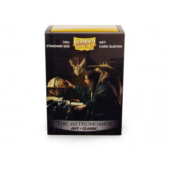 Dragon Shield Art Sleeves Standard Size The Astronomer (100ct)