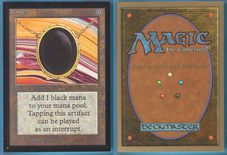 Mox Jet (216) - International Edition
