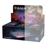 Core Set 2019 Booster Half Box