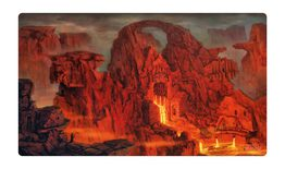 Ultimate Guard Playmat Lands Edition II Mountain