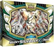 Pokemon Collection Box Shiny Silvally GX