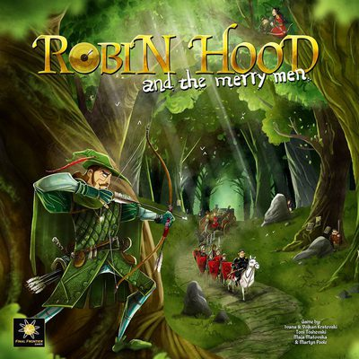 Robin Hood and the Merry Men (PREORDER)
