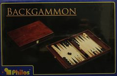Backgammon - Puinen