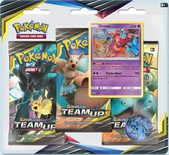 Pokemon SM9: Sun & Moon Team Up 3-Pack Blister Deoxys