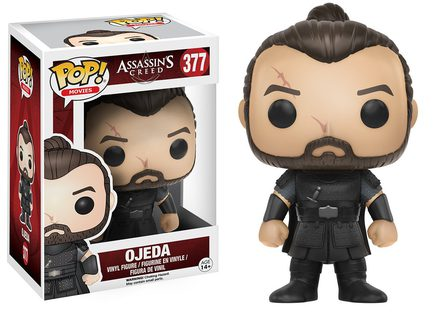 Funko POP! Games: Assassin's Creed - Ojeda Vinyl Figure