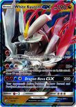 White Kyurem GX 48/70 - Sun & Moon Dragon Majesty