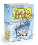Dragon Shield Sleeves Standard Size Matte Sky Blue (100ct)