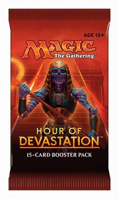 Hour of Devastation Booster