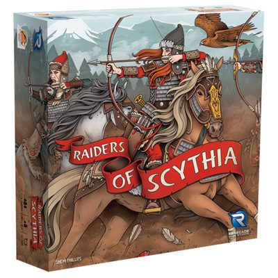 Raiders of Scythia (PREORDER)