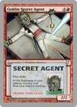 Goblin Secret Agent - Unhinged