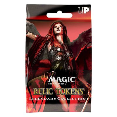Ultra Pro Magic Relic Tokens: Legendary Collection I Display Box
