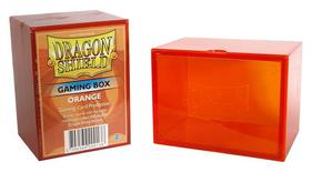 Dragon Shield Deck Box, Orange