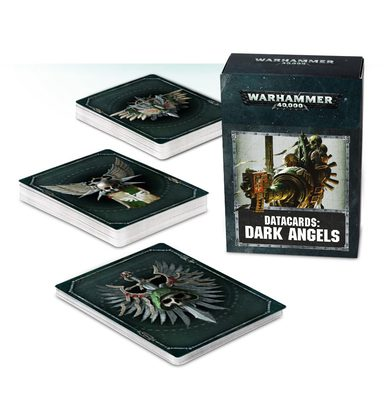 Dark Angels Datacards