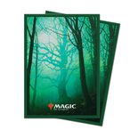 Unstable Lands Forest Standard Deck Protector sleeves (100pcs) (PREORDER)