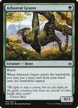 Arboreal Grazer - War of the Spark