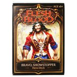 Flesh and Blood TCG - Welcome to Rathe Hero Deck Bravo Showstopper (PREORDER)