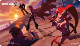 Ultra Pro Playmat Gurren Lagann: Sunset
