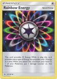 Rainbow Energy 137/149 - Sun & Moon (Base Set)