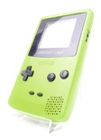 Gameboy Color Console (Lime Green)