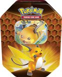 Pokemon SM11.5 Hidden Fates Tin Raichu-GX