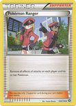 Pokemon Ranger 104/114 - X&Y Steam Siege