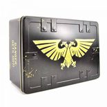 Warhammer 40,000 Embossed Tin Tool Box