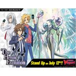 Cardfight Vanguard V The Heroic Evolution Extra Booster Display Box