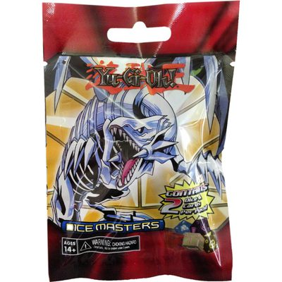 Yu-Gi-Oh Dice Masters Blind Foil Pack