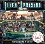 Alien Uprising (with 4 expansions, check description) *USED*