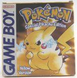 Pokemon Yellow Version - GB