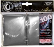 Ultra Pro Sleeves Standard Size Eclipse Jet Black (100ct)