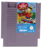 The Simpsons: Bart vs. the Space Mutants - NES